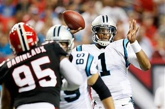 Panthers v Falcons
