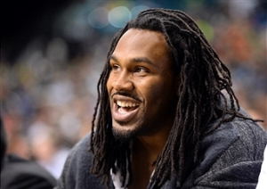 Steven Jackson in happier times. (Photo Credit: Ethan Miller/Getty Images Sport)