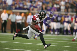 Devin Hester still paying dividends for the Falcons. (Photo Credit: Adam Bettcher/Getty Images Sport)