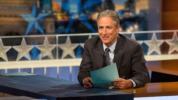 """Jon Stewart Leaving """"The Daily Show"""" (Photo by Rick Kern/Getty Images)"""