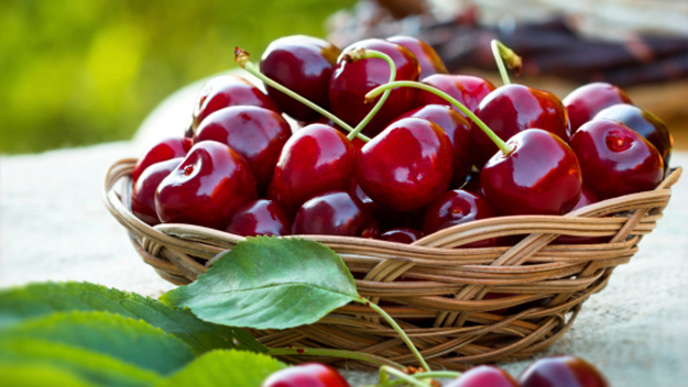 Cherries (Photo Credit: Thinkstock)