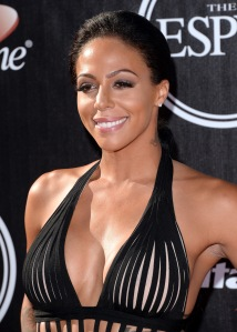 Sydney Leroux attends The 2014 ESPYS (Photo by Jason Merritt/Getty Images)